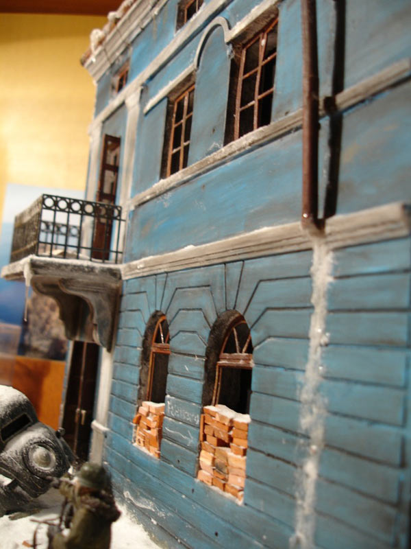 Dioramas and Vignettes: Streets of Kharkov, photo #3