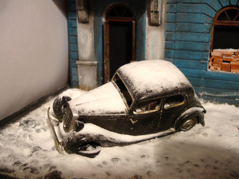 Dioramas and Vignettes: Streets of Kharkov, photo #6