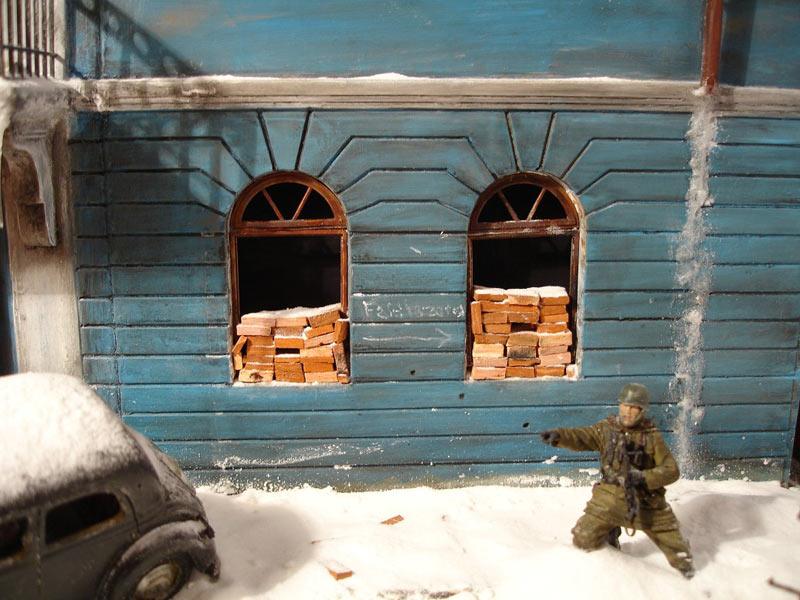 Dioramas and Vignettes: Streets of Kharkov, photo #8