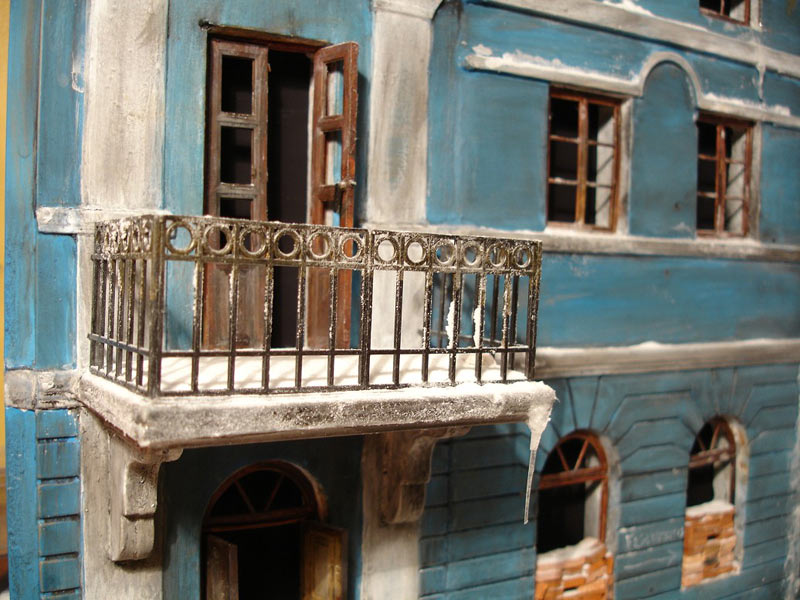 Dioramas and Vignettes: Streets of Kharkov, photo #9
