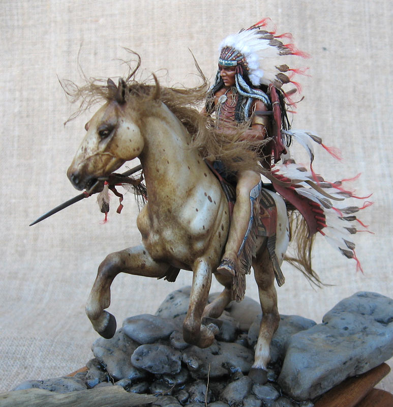 Figures: Sioux, photo #11