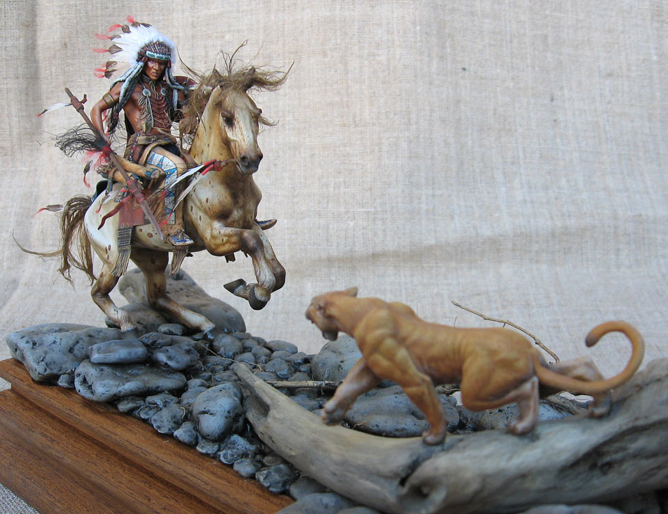 Figures: Sioux, photo #5