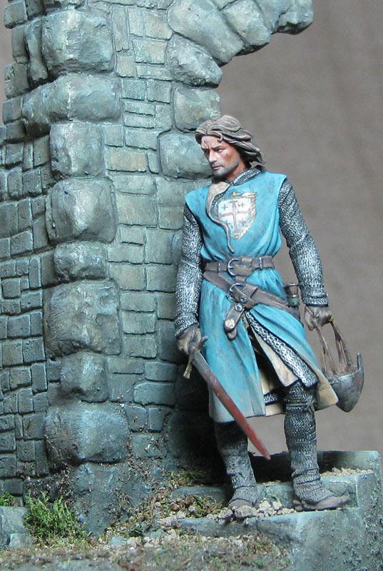 Figures: Knight, Kingdom of Jerusalem, photo #3