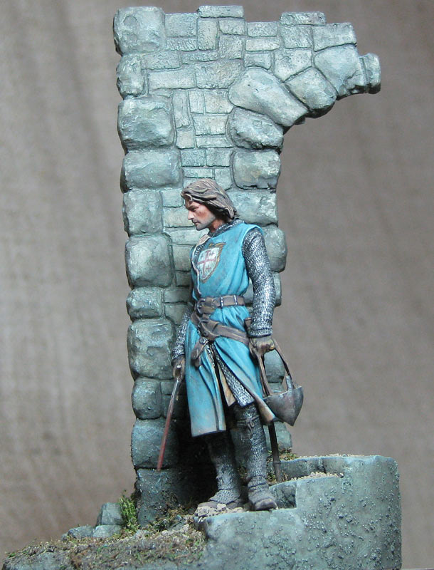 Figures: Knight, Kingdom of Jerusalem, photo #4