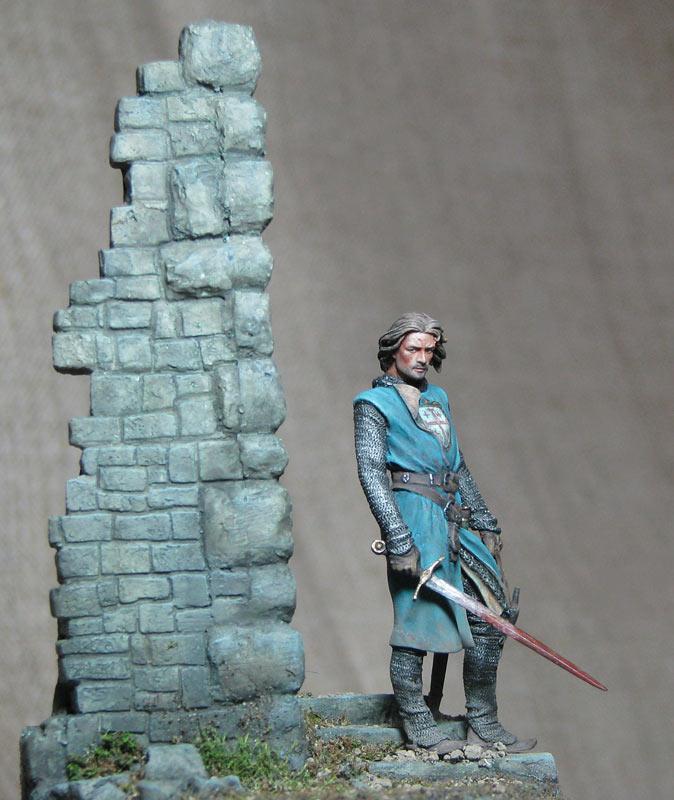 Figures: Knight, Kingdom of Jerusalem, photo #6
