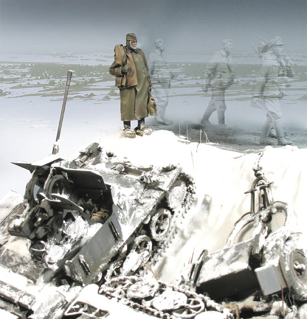 Dioramas and Vignettes: Shadows of Stalingrad