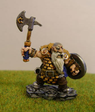 Miscellaneous: Battle Dwarf, photo #1