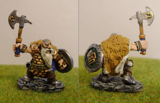 Miscellaneous: Battle Dwarf