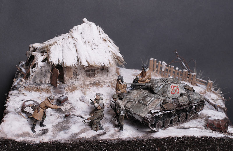 Dioramas and Vignettes: Remembrance photo, photo #1