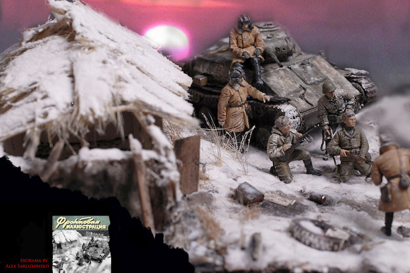 Dioramas and Vignettes: Remembrance photo, photo #3