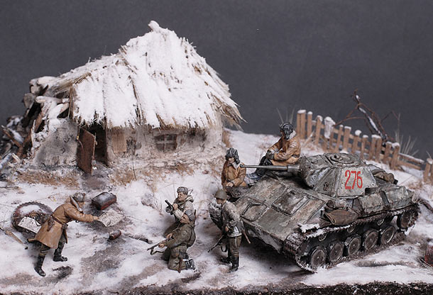 Dioramas and Vignettes: Remembrance photo