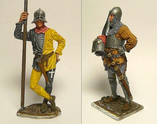 Figures: Medieval Warriors