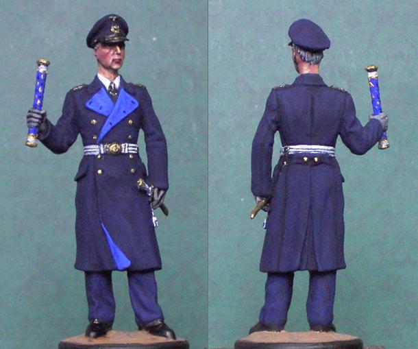 Figures: Admiral Doenitz