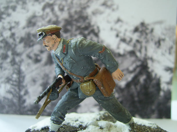 Training Grounds: Soviet mountain trooper, 1942