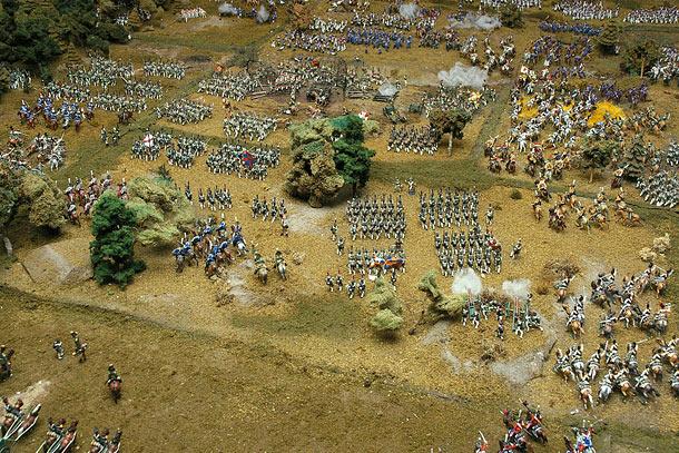 Dioramas and Vignettes: Battle at Borodino