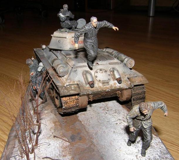 Dioramas and Vignettes: Ambush!..