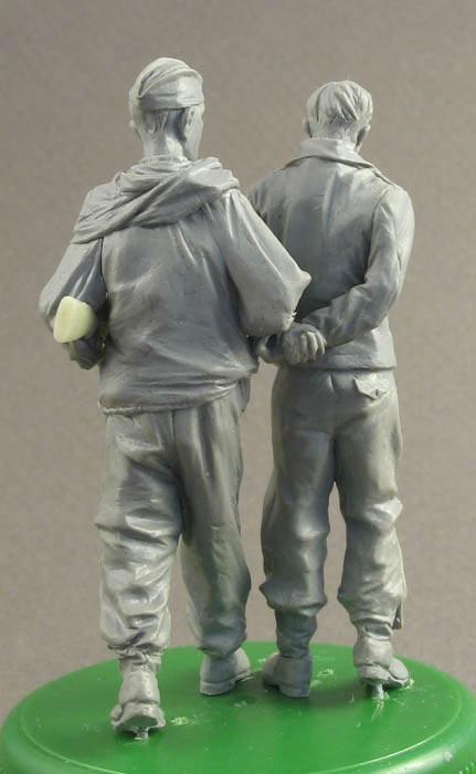 Sculpture: A prisoner for interrogation, photo #5