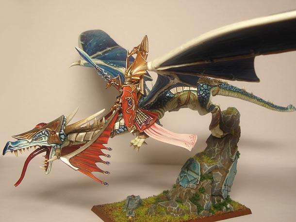 Miscellaneous: Dragon of High Elves