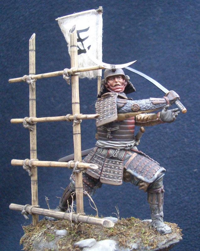 Figures: The Samurai, photo #1