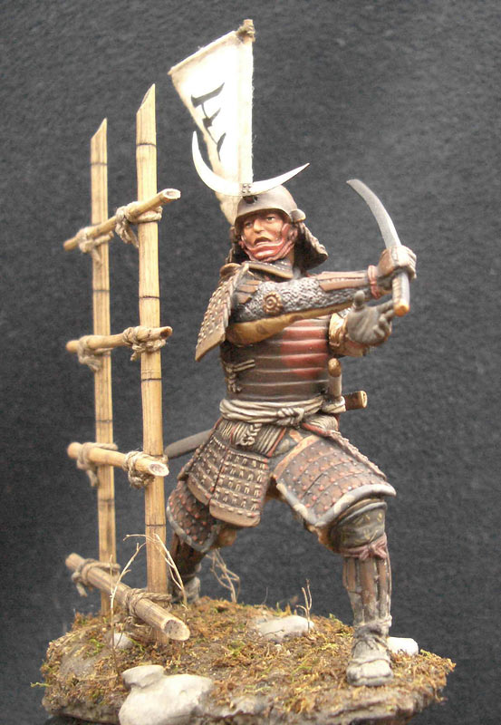 Figures: The Samurai, photo #6