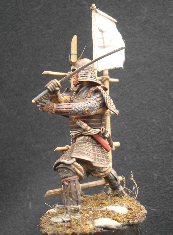 Figures: The Samurai, photo #7