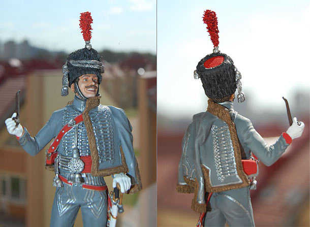 Figures: French Hussar
