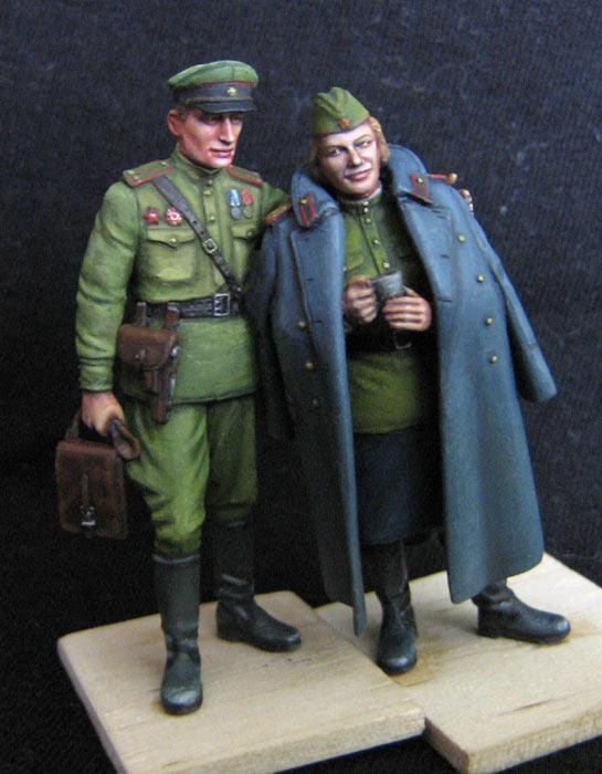 Figures: May 1945, photo #4