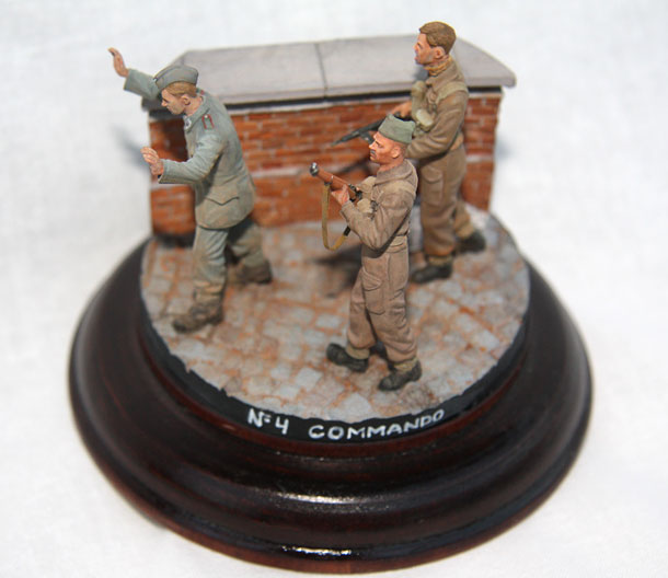 Dioramas and Vignettes: The Prisoner of War