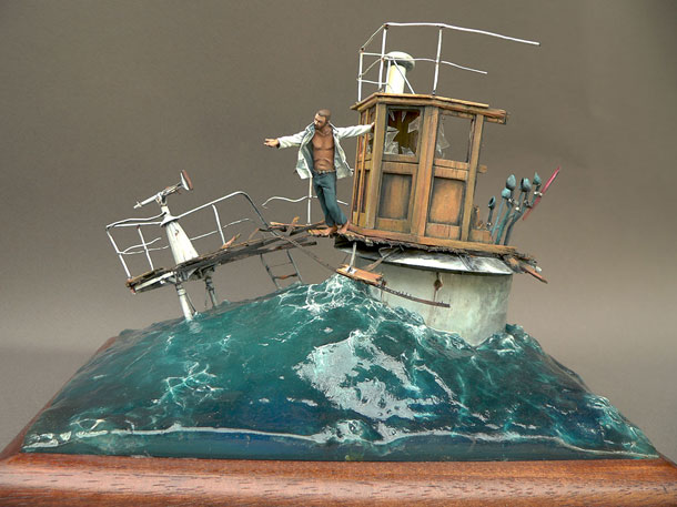 Dioramas and Vignettes: Galilée II