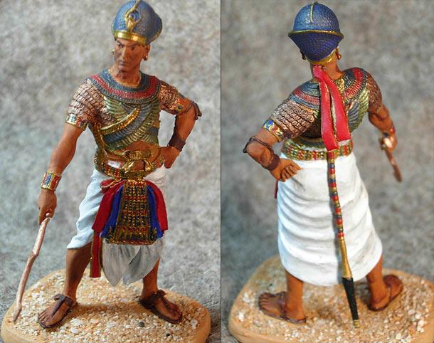 Training Grounds: Ramesses II. Battle of Kadesh