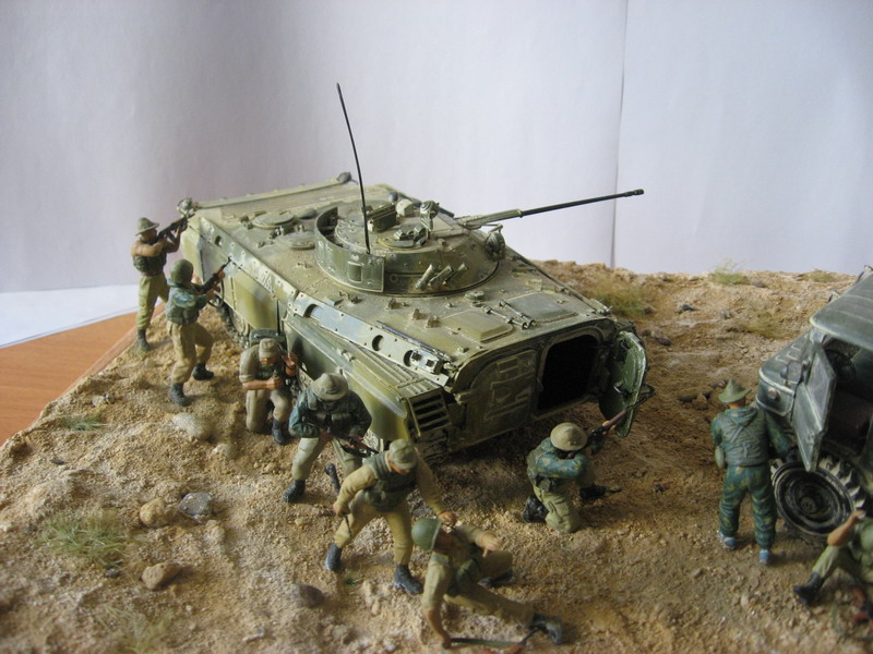 Dioramas and Vignettes: Afghan roads, photo #5