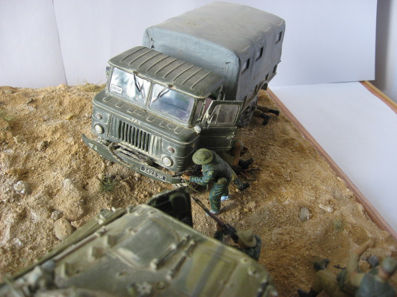 Dioramas and Vignettes: Afghan roads, photo #6
