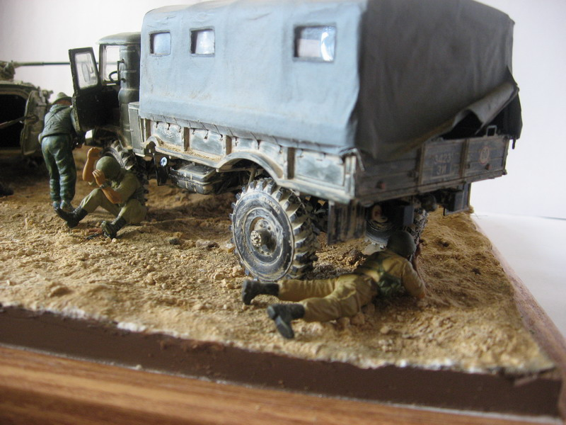 Dioramas and Vignettes: Afghan roads, photo #8