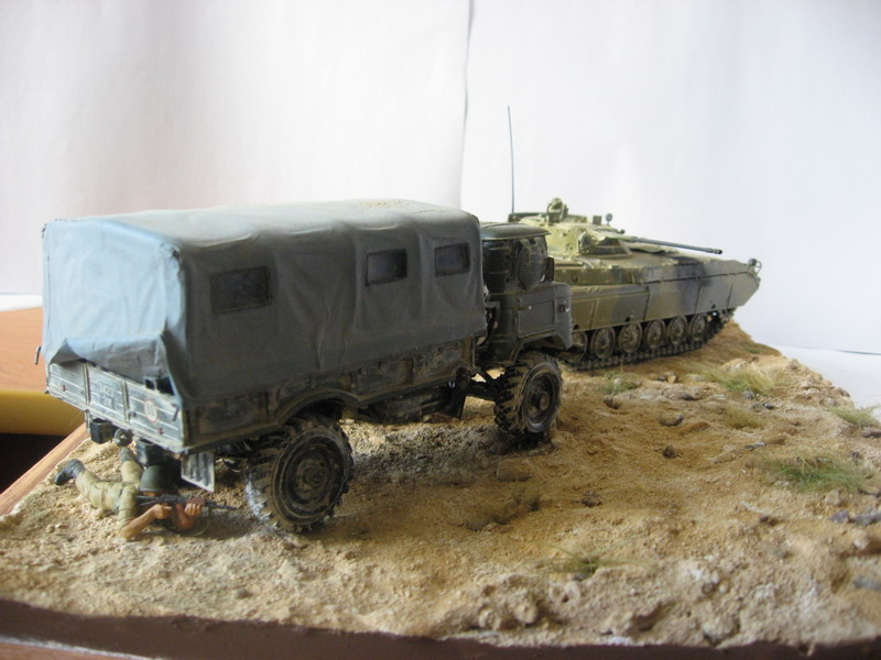 Dioramas and Vignettes: Afghan roads, photo #9
