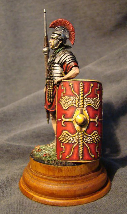 Figures: Roman Legionary, I century A.D., photo #2