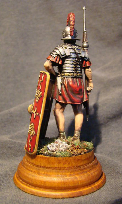 Figures: Roman Legionary, I century A.D., photo #3