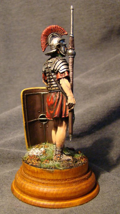 Figures: Roman Legionary, I century A.D., photo #4