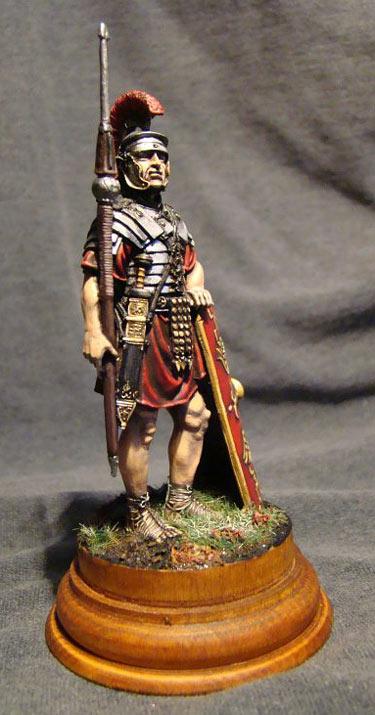 Figures: Roman Legionary, I century A.D., photo #5