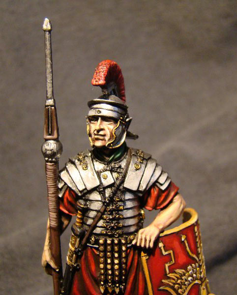 Figures: Roman Legionary, I century A.D., photo #6