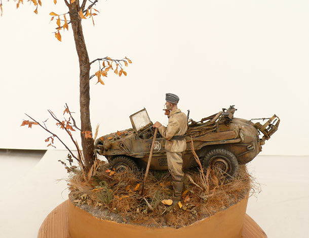 Dioramas and Vignettes: Hello Tree...