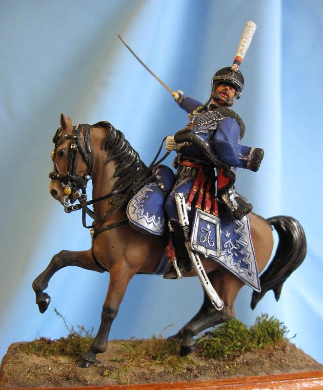 Figures: Jakov Kulnyov, Hero of Patriotic War, photo #1