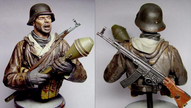 Figures: Tank Hunter