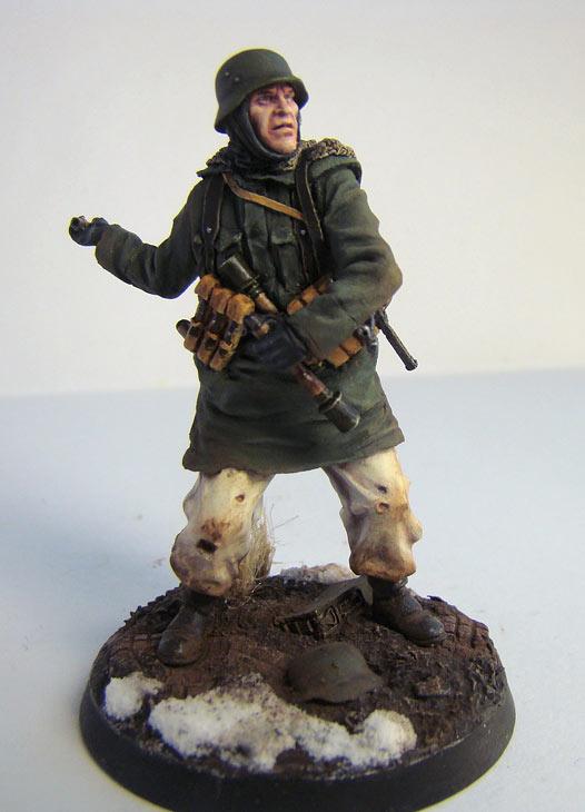 Figures: SS Panzergrenadier, photo #1