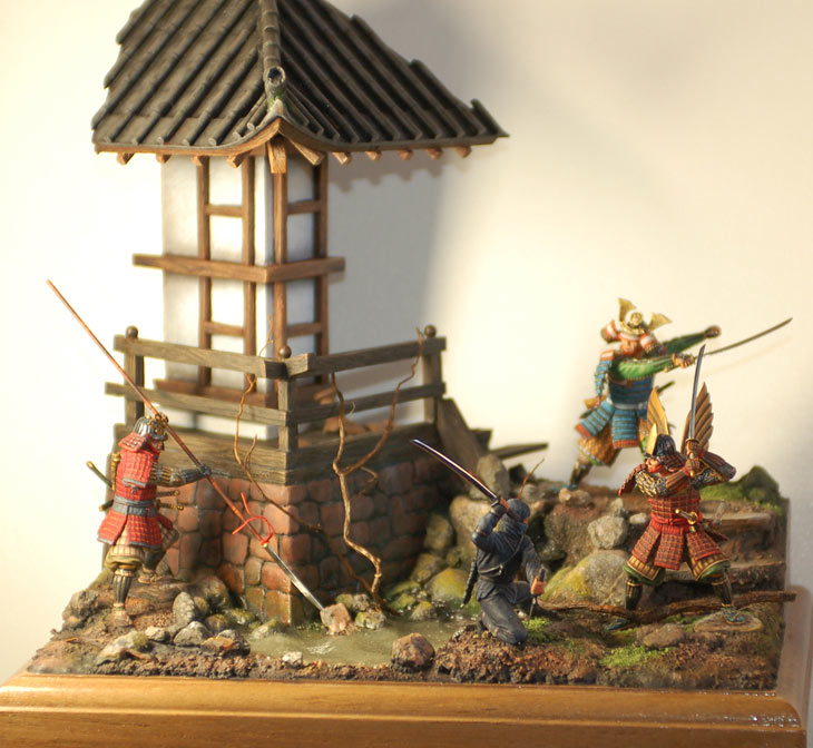 Dioramas and Vignettes: Medieval Japan, photo #1