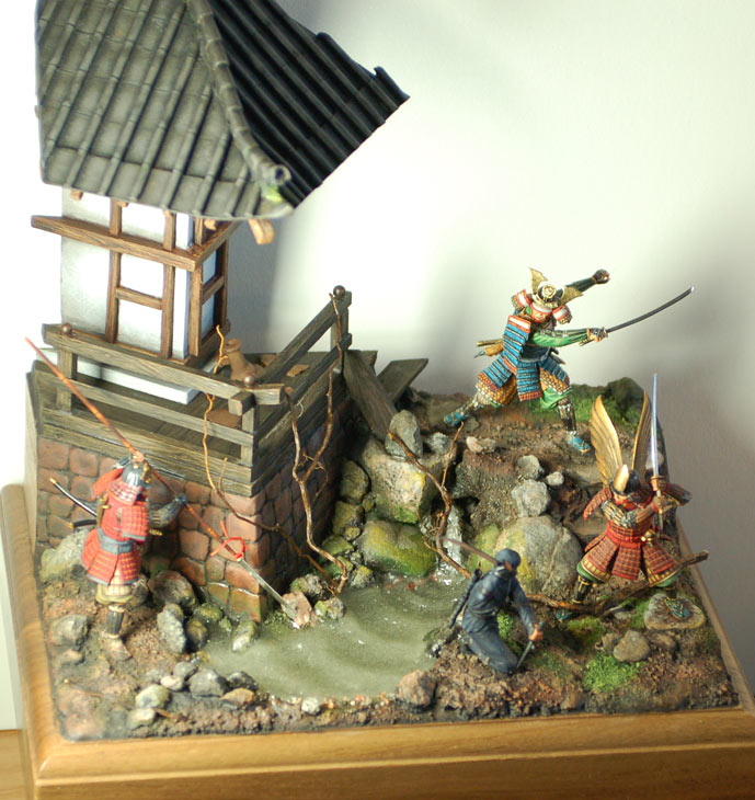 Dioramas and Vignettes: Medieval Japan, photo #3