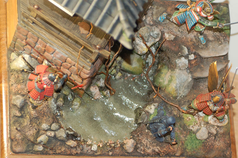 Dioramas and Vignettes: Medieval Japan, photo #4