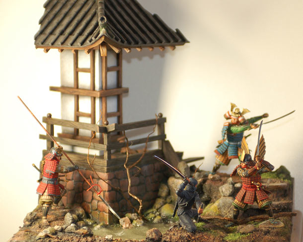 Dioramas and Vignettes: Medieval Japan