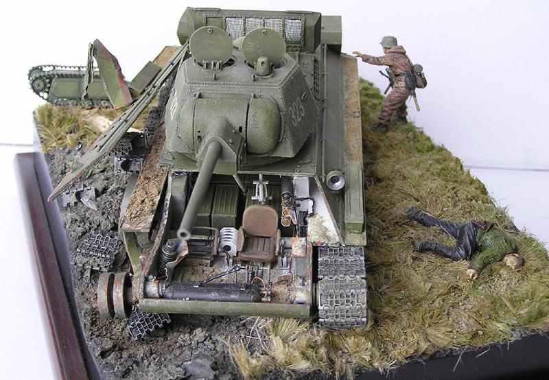 Dioramas and Vignettes: Tank Hunters, photo #7