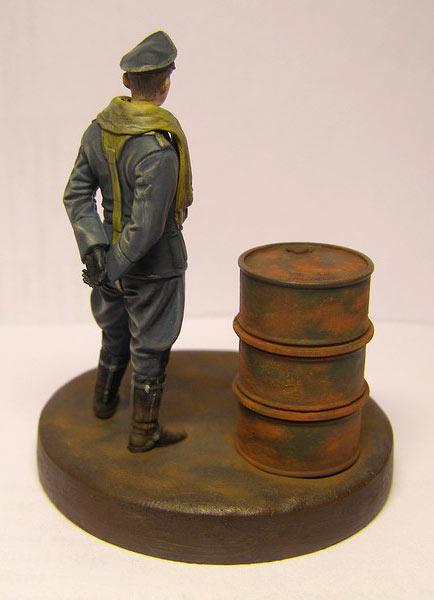 Figures: Luftwaffe pilot, photo #6