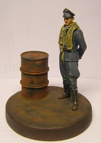 Figures: Luftwaffe pilot, photo #9